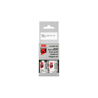 Auto-K Lackstift-Set VW-Audi DEEPBLACK PERL LC9X (2x9ml)