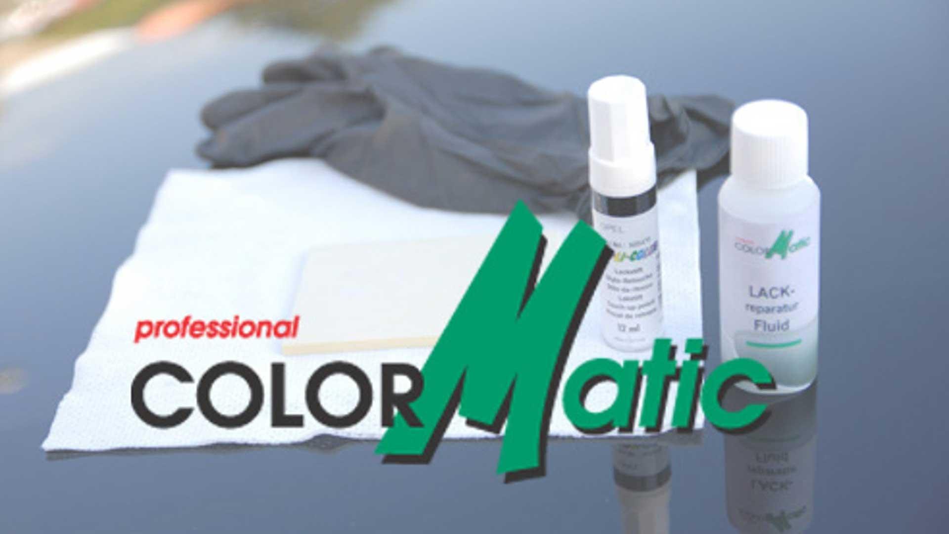 Colormatic Lackreparatur-Set