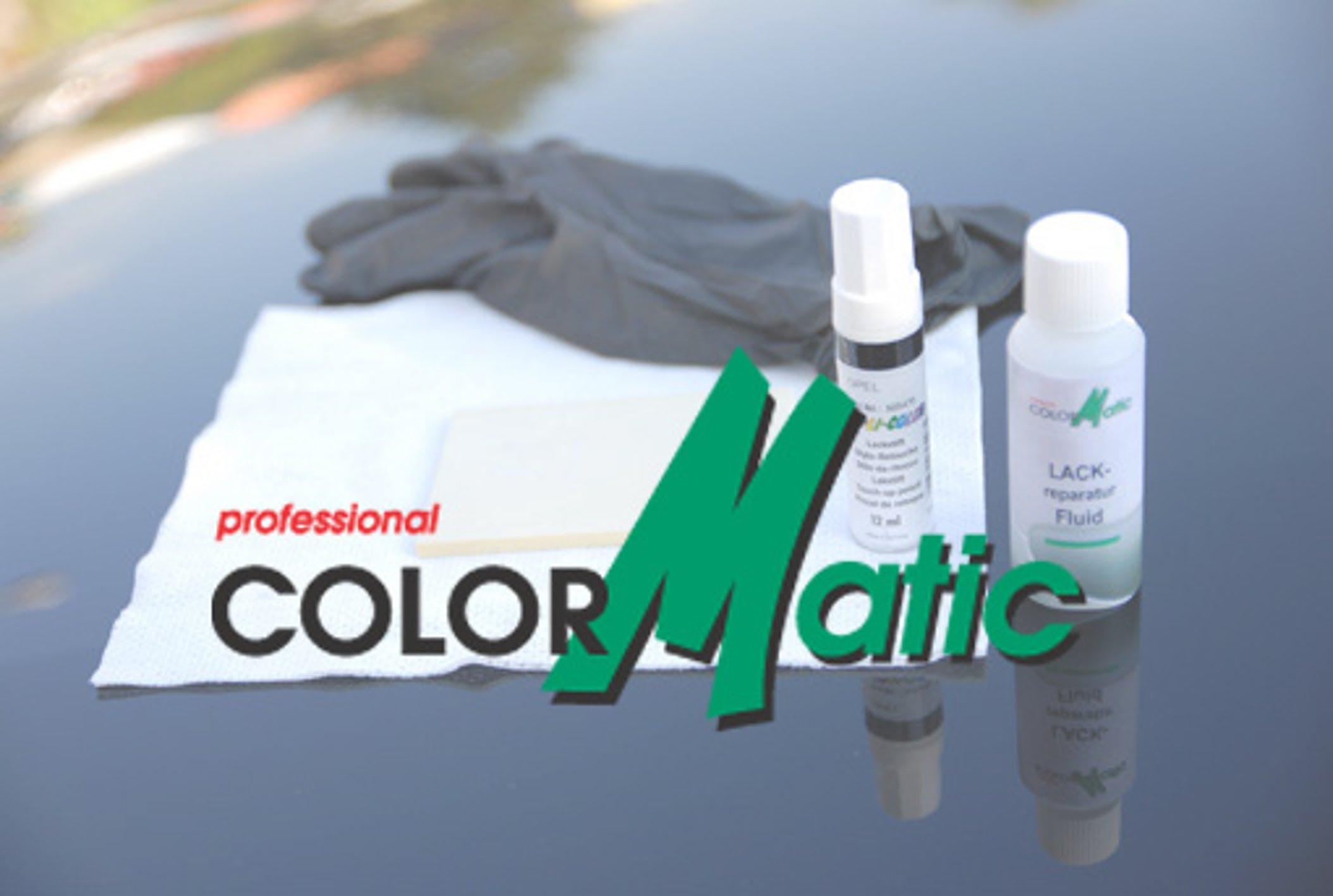 Colormatic Lackreparatur-Set